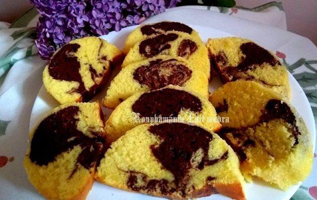 Kakaós tarka kevert, ilyen könnyen még sosem készítettél mennyei sütit