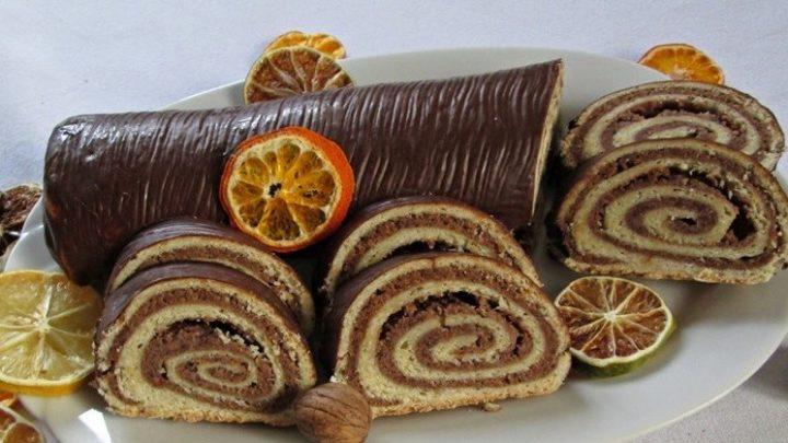 Zserbó tekercs: az idei év favorit sütije! Ne maradjon le az ünnepi asztalról