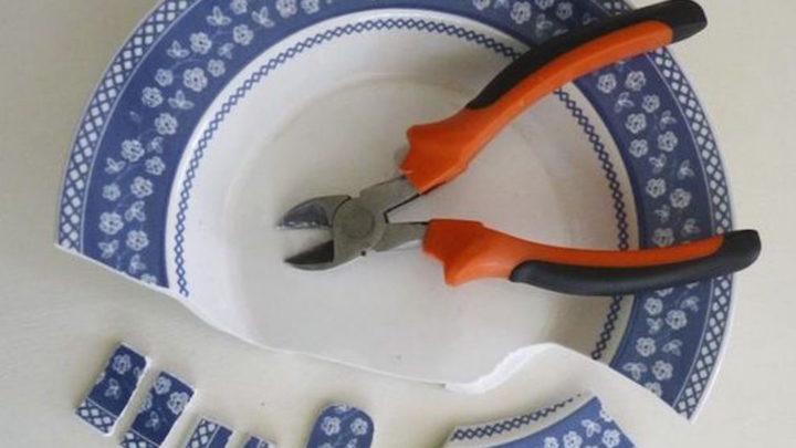 Kár, hogy nem tudtam előbb, most már nem dobom ki a törött tányérokat, bögréket, sőt gyűjtöm őket!