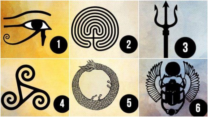 Bökj rá egy varázslatos szimbólumra, elárulja neked mit üzen a lelked