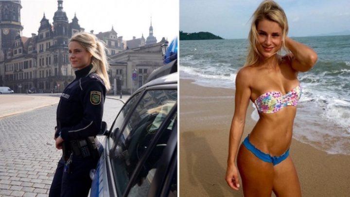 Fiúk! Ki örülne, ha igazoltatná őt a rendőrhölgy?