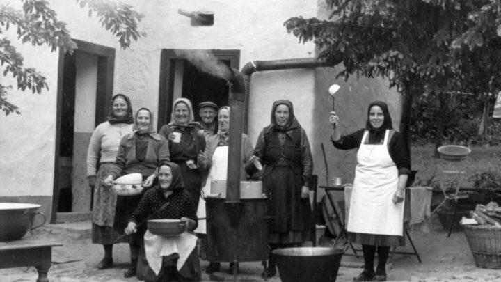 IDŐUTAZÁS – ezt ették régen a nagymamáink és a nagypapáink