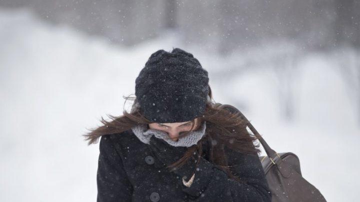 I. fokú figyelmeztetés érkezett az OMSZ-től: Mutatjuk mikor csap le  ekkor a sarkvidéki hideg