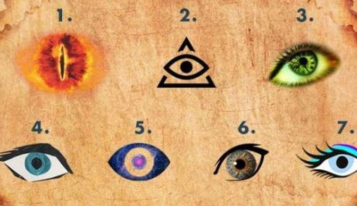 Személyiségteszt! Válaszd ki az egyik szemet az alábbiak közül, és kiderül milyen ember vagy!