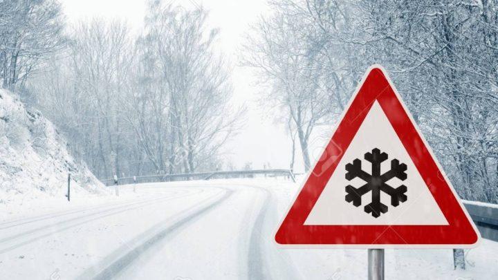 Friss előrejelzés: Hóval érkezik a hétvége