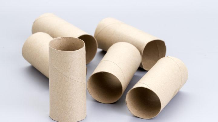 10 csodás újrahasznosítási ötlet, amihez wc papír gurigát használhatunk