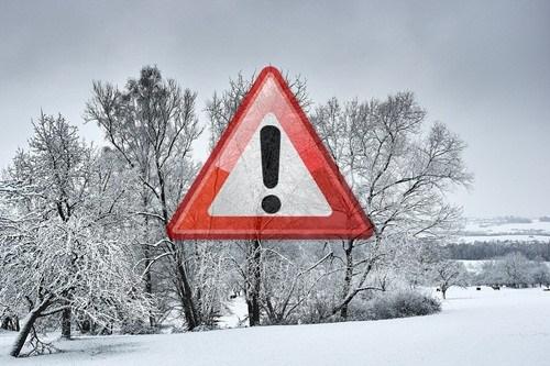 """A legmagasabb figyelmeztetést adta ki az OMSZ: """"Vörös kód"""" lépett érvénybe a komoly fagyok miatt hazánkban"""