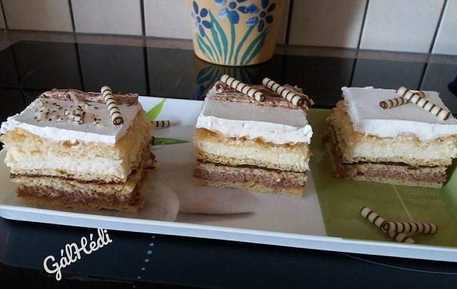 Leila szelet, elmondhatatlanul mennyei süti és nem is bonyolult a recept!