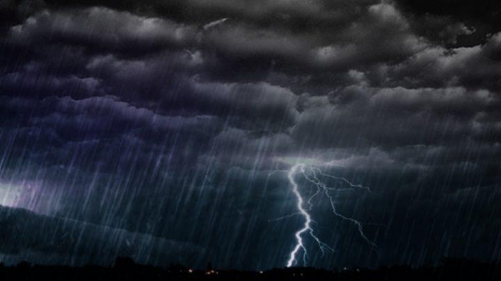 Figyelmeztetést érkezett az OMSZ-től: itt csap le durva időjárás