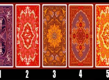 Válaszd ki az egyik könyvet az 5 közül és ismerd meg a sorsod