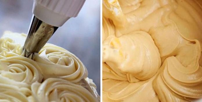 Mutatjuk a titkot, amitől a te vaníliás krémet is tökéletes lesz, torták megkenésére és díszítéséhez nincs is jobb!
