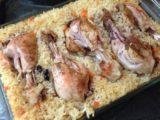 Mennyei bögrés rizses csirke, ha gyorsan szeretnél valami nagyon finomat készíteni!