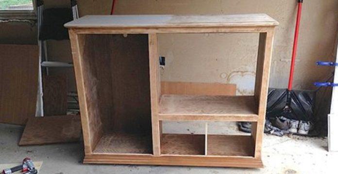 Ezért ne dobd ki a régi bútorokat, gyönyörű dolgokat készíthetsz belőlük!