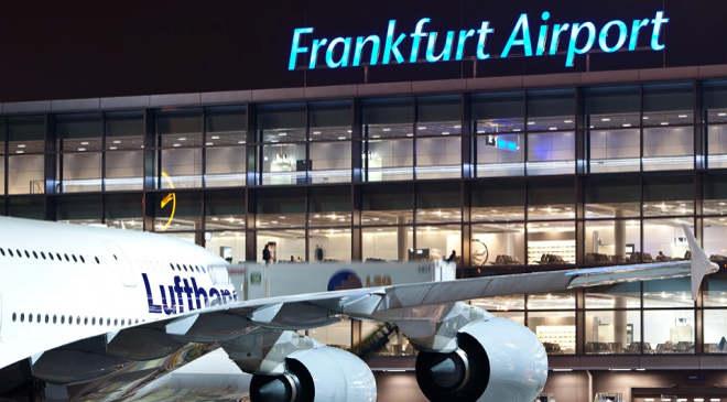 Nem rég érkezett: Két utasszállító karambolozott a frankfurti reptéren
