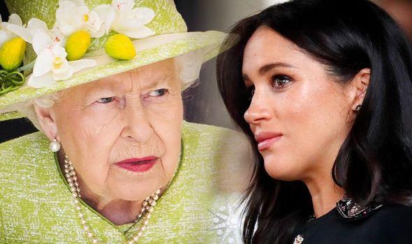 Hatalmas botrány: Erzsébet királyné tombol, magához hívatta Meghan hercegnét.
